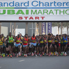 Medium standarad chartered dubai marathon  1